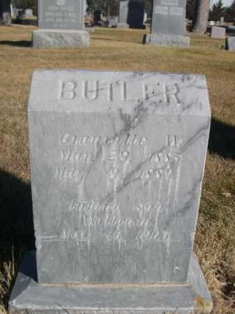 BUTLER, WILLIAM - Dawes County, Nebraska | WILLIAM BUTLER - Nebraska Gravestone Photos