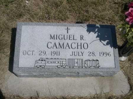 CAMACHO, MIGUEL R. - Dawes County, Nebraska | MIGUEL R. CAMACHO - Nebraska Gravestone Photos