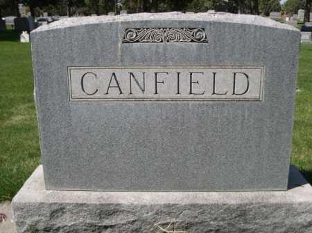CANFIELD, FAMILLY - Dawes County, Nebraska | FAMILLY CANFIELD - Nebraska Gravestone Photos