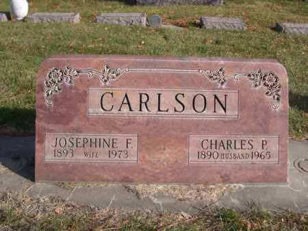 CARLSON, JOSEPHINE F. - Dawes County, Nebraska | JOSEPHINE F. CARLSON - Nebraska Gravestone Photos