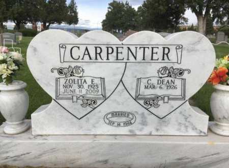 CARPENTER, C. DEAN - Dawes County, Nebraska | C. DEAN CARPENTER - Nebraska Gravestone Photos