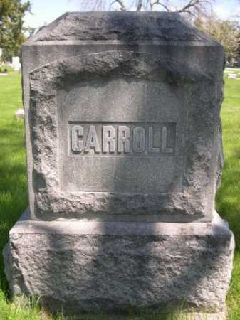 CARROLL, FAMILY - Dawes County, Nebraska | FAMILY CARROLL - Nebraska Gravestone Photos