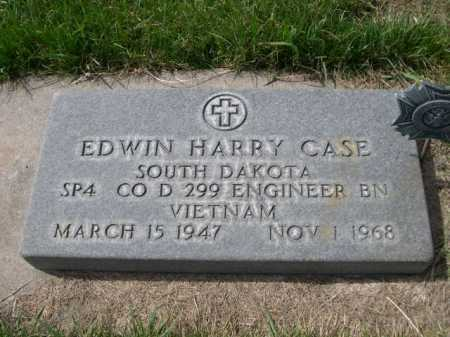 CASE, EDWIN HARRY - Dawes County, Nebraska | EDWIN HARRY CASE - Nebraska Gravestone Photos