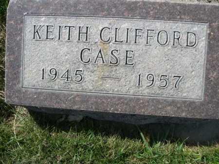 CASE, KEITH CLIFFORD - Dawes County, Nebraska | KEITH CLIFFORD CASE - Nebraska Gravestone Photos