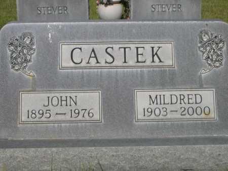 CASTEK, JOHN - Dawes County, Nebraska | JOHN CASTEK - Nebraska Gravestone Photos