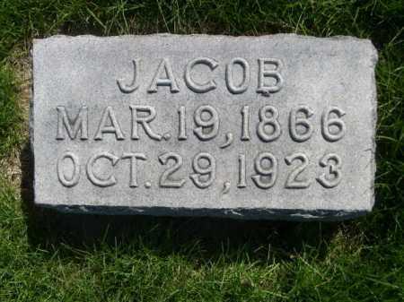 CERNY, JACOB - Dawes County, Nebraska   JACOB CERNY - Nebraska Gravestone Photos