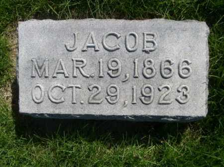CERNY, JACOB - Dawes County, Nebraska | JACOB CERNY - Nebraska Gravestone Photos