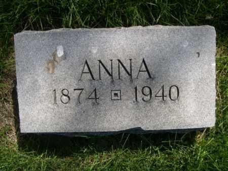 CERNY, ANNA - Dawes County, Nebraska | ANNA CERNY - Nebraska Gravestone Photos