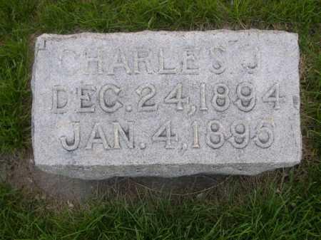 CERNY, CHARLES J. - Dawes County, Nebraska   CHARLES J. CERNY - Nebraska Gravestone Photos