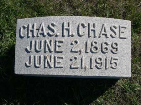 CHASE, CHAS. H. - Dawes County, Nebraska | CHAS. H. CHASE - Nebraska Gravestone Photos