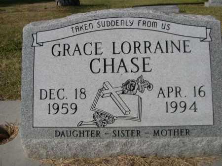 CHASE, GRACE LORRAINE - Dawes County, Nebraska | GRACE LORRAINE CHASE - Nebraska Gravestone Photos