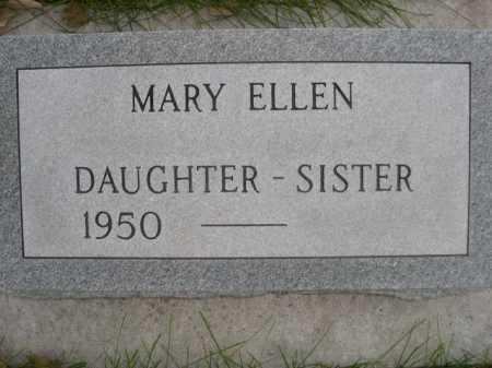 CHASE, MARY ELLEN - Dawes County, Nebraska | MARY ELLEN CHASE - Nebraska Gravestone Photos