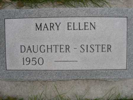 CHASE, MARY ELLEN - Dawes County, Nebraska | MARY ELLEN CHASE - Nebraska Gravestone Photos
