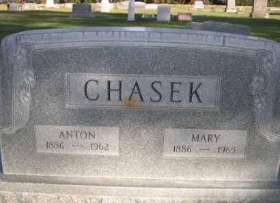 CHASEK, MARY - Dawes County, Nebraska | MARY CHASEK - Nebraska Gravestone Photos