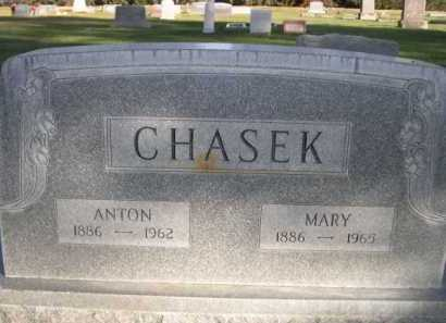 CHASEK, MARY - Dawes County, Nebraska | MARY CHASEK - Nebraska Gravestone Photos