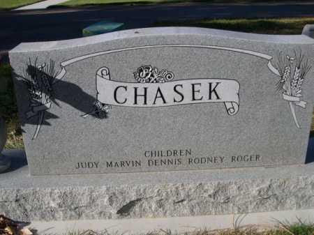 CHASEK, BETTY M. - Dawes County, Nebraska | BETTY M. CHASEK - Nebraska Gravestone Photos