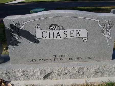 CHASEK, BETTY M. - Dawes County, Nebraska | BETTY M. CHASEK - Nebraska Gravestone Photos