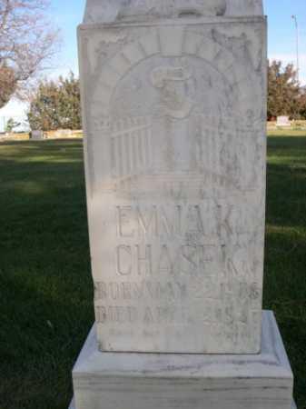 CHASEK, EMMA K. - Dawes County, Nebraska | EMMA K. CHASEK - Nebraska Gravestone Photos