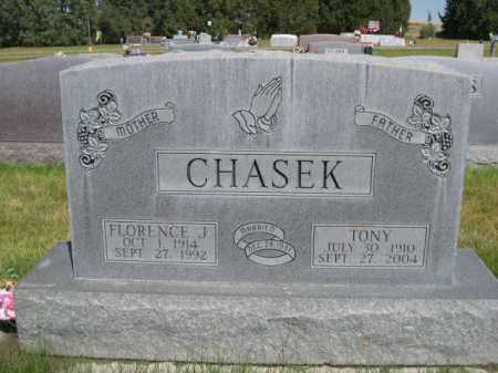 CHASEK, TONY - Dawes County, Nebraska | TONY CHASEK - Nebraska Gravestone Photos
