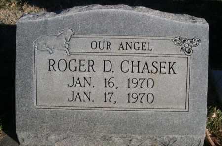 CHASEK, ROGER D. - Dawes County, Nebraska   ROGER D. CHASEK - Nebraska Gravestone Photos