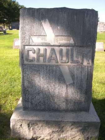 CHAULK, FAMILY - Dawes County, Nebraska | FAMILY CHAULK - Nebraska Gravestone Photos