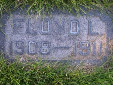 CHAULK, FLOYD L. - Dawes County, Nebraska | FLOYD L. CHAULK - Nebraska Gravestone Photos