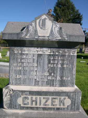 CHIZEK, ELIZABETH - Dawes County, Nebraska | ELIZABETH CHIZEK - Nebraska Gravestone Photos