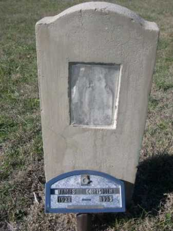 CHRISMEN, JAMES - Dawes County, Nebraska | JAMES CHRISMEN - Nebraska Gravestone Photos