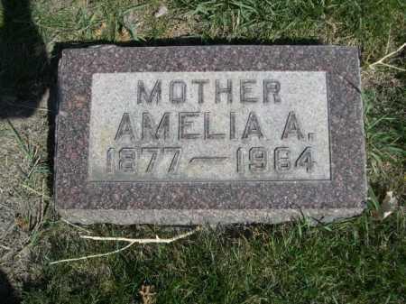 CHRISTENSEN, AMELIA A. - Dawes County, Nebraska   AMELIA A. CHRISTENSEN - Nebraska Gravestone Photos