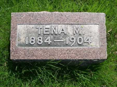 CHRISTENSEN, TENA M. - Dawes County, Nebraska   TENA M. CHRISTENSEN - Nebraska Gravestone Photos