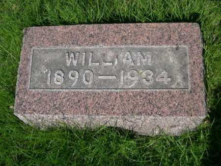 CHRISTENSEN, WILLIAM - Dawes County, Nebraska | WILLIAM CHRISTENSEN - Nebraska Gravestone Photos