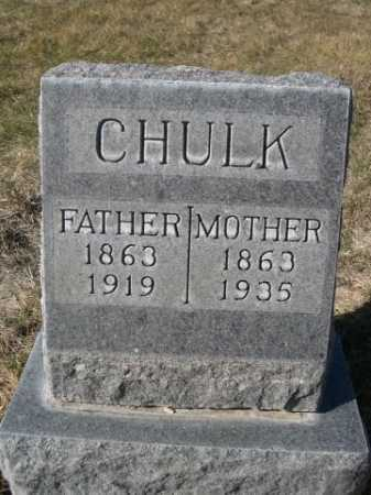 CHULK, FATHER - Dawes County, Nebraska | FATHER CHULK - Nebraska Gravestone Photos
