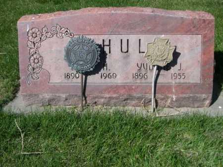 CHULK, FRED H. - Dawes County, Nebraska | FRED H. CHULK - Nebraska Gravestone Photos