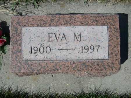 CLAIR, EVA M. - Dawes County, Nebraska   EVA M. CLAIR - Nebraska Gravestone Photos