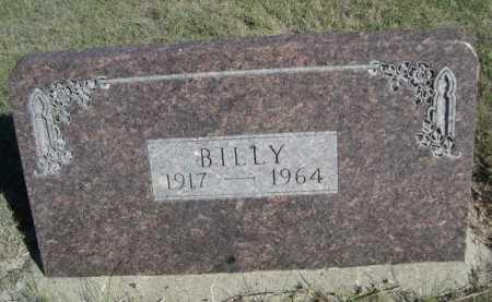 CLARK, BILLY - Dawes County, Nebraska   BILLY CLARK - Nebraska Gravestone Photos