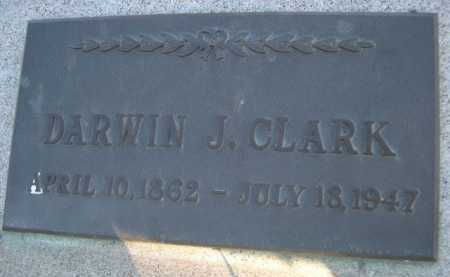 CLARK, DARWIN J. - Dawes County, Nebraska | DARWIN J. CLARK - Nebraska Gravestone Photos