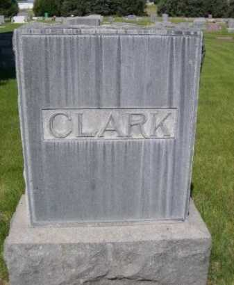 CLARK, FAMILY - Dawes County, Nebraska | FAMILY CLARK - Nebraska Gravestone Photos