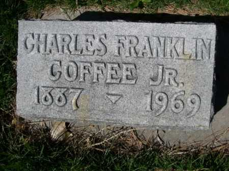 COFFEE, CHARLES FRANKLIN JR. - Dawes County, Nebraska   CHARLES FRANKLIN JR. COFFEE - Nebraska Gravestone Photos