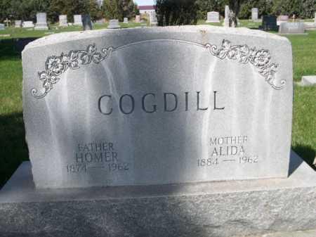 COGDILL, ALIDA - Dawes County, Nebraska | ALIDA COGDILL - Nebraska Gravestone Photos