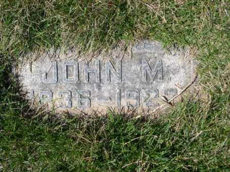 COGDILL, JOHN M. - Dawes County, Nebraska | JOHN M. COGDILL - Nebraska Gravestone Photos