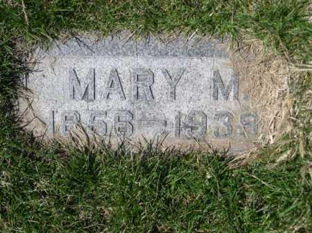 COGDILL, MARY M. - Dawes County, Nebraska | MARY M. COGDILL - Nebraska Gravestone Photos