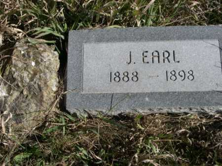 COIL, J. EARL - Dawes County, Nebraska   J. EARL COIL - Nebraska Gravestone Photos