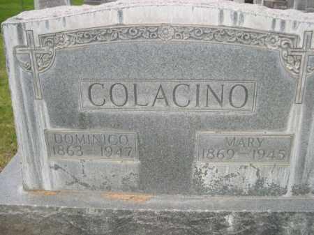 COLACINO, MARY - Dawes County, Nebraska | MARY COLACINO - Nebraska Gravestone Photos
