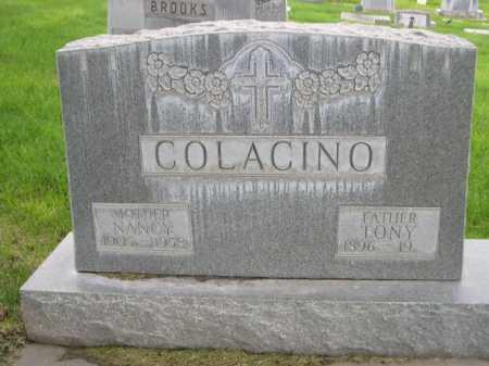 COLACINO, TONY - Dawes County, Nebraska | TONY COLACINO - Nebraska Gravestone Photos