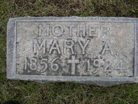 COLLINS, MARY A. - Dawes County, Nebraska   MARY A. COLLINS - Nebraska Gravestone Photos