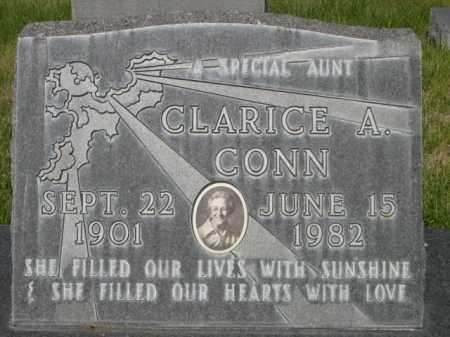 CONN, CLARICE A. - Dawes County, Nebraska | CLARICE A. CONN - Nebraska Gravestone Photos