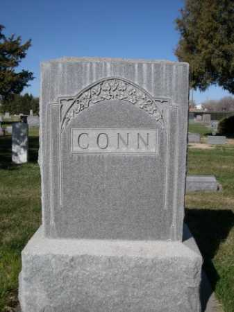 CONN, FAMILY - Dawes County, Nebraska | FAMILY CONN - Nebraska Gravestone Photos