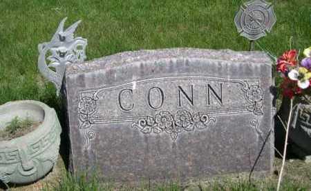 CONN, FAMILY - Dawes County, Nebraska | FAMILY CONN - Nebraska Gravestone Photos