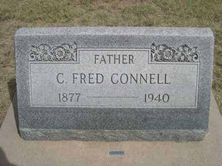 CONNELL, C. FRED - Dawes County, Nebraska   C. FRED CONNELL - Nebraska Gravestone Photos