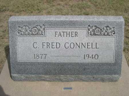 CONNELL, C. FRED - Dawes County, Nebraska | C. FRED CONNELL - Nebraska Gravestone Photos